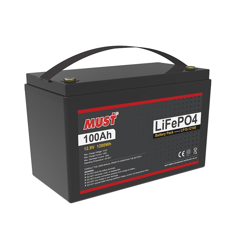 12V/24V LiFePO4 Battery
